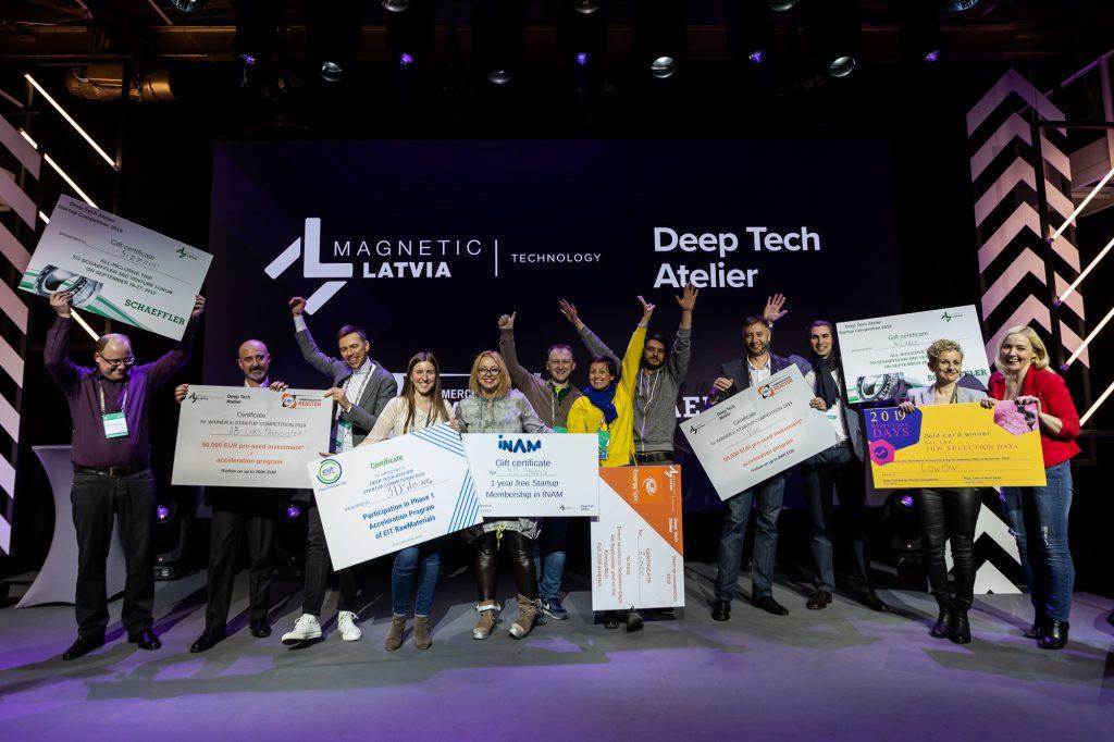 Artusystem wins Main Prize at DTA2019